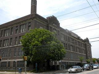 John M. Patterson School Public elementary school in Philadelphia, Pennsylvania