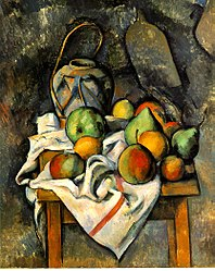 Paul Cézanne: Ginger Jar (Pot de gingembre)