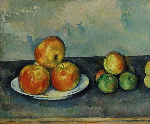 Paul Cézanne, Les Pommes. 1889-1800, Sotheby's