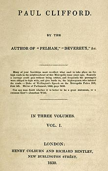 Paul Clifford 1st ed.jpg