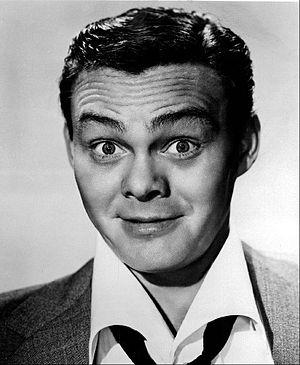 Paul Gilbert (actor) - Gilbert circa 1954.