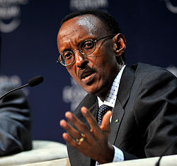 Paul Kagame, 2009 World Economic Forum on Africa-3 cropped.jpg