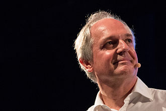 Paul Polman - Paul Polman at the One Young World Conference in 2014