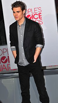 Paul Wesley at the 38th People's Choice Award.jpg