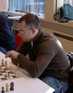 Pavel Eljanov Ukrainian chess player