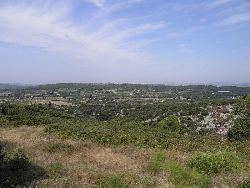 Paysage (Vaucluse, France)