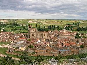 Conjunto histórico - Peñaranda de Duero, a medieval walled village