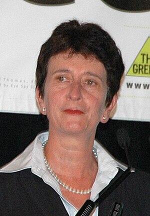 Tasmanian state election, 2002 - Image: Peg Putt 2006
