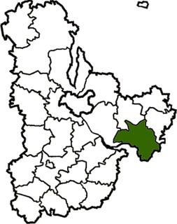 Pereiaslav-Khmelnytskyi Raion Former subdivision of Kyiv Oblast, Ukraine