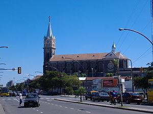 Barrio Lisandro de la Torre - Alberdi Avenue, Barrio Lisandro de la Torre.