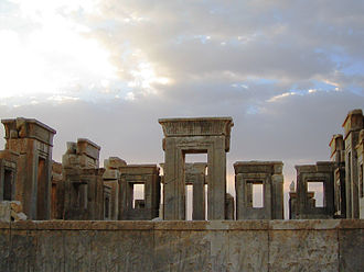 Persian people - Image: Persepolis 06