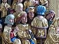 Pesenbach St.Leonhard - Hochaltar Flügel 4a Heidenpredigt.jpg