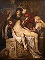 Peter paul rubens, compianto sul cristo morto, 1602 ca. 02.jpg