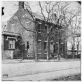 Petersburg, Virginia. Damaged house on Bolingbroke Street LOC cwpb.02260.tif