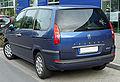 Peugeot 807 rear 20100529.jpg