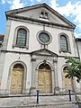 Phalsbourg (Moselle) synagogue, façade.jpg