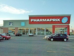 Shoppers Drug Mart - Pharmaprix store
