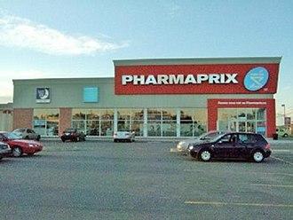Shoppers Drug Mart - Pharmaprix store