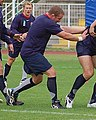Phil Vickery training session England.jpg