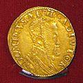 Philips II, halve gouden Reaal (1562-1576), Gelre, Nijmegen.JPG