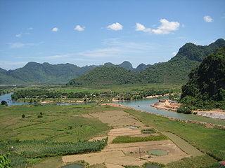 Phong Nha-Kẻ Bàng National Park national park in Vietnam