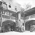 Photo - Untere Bachgasse - Regensburg - um 1919.jpg