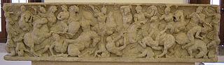 Sarcofago Piccolo Ludovisi