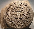 Piedra del Sol - Sala Mexica del Museo Nacional de Antropología.jpg