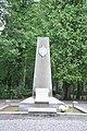 Piemineklis 2.Rīgas latviešu strēlnieku pulka kritušo karavīru piemiņai (WWI), Ogre, Latvia - panoramio.jpg