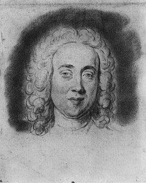 Pierre-Jean Mariette - Pierre-Jean Mariette, 1735