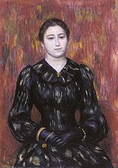 Portrait of Mme. Paulin