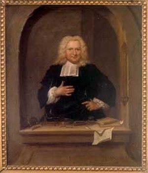 History of electromagnetic theory - Pieter van Musschenbroek.