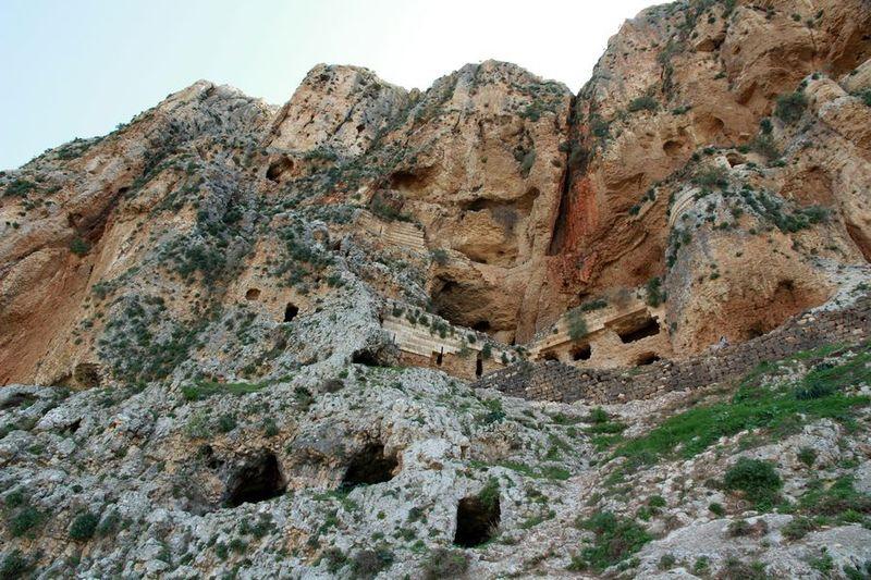 מגורים בהר ארבל