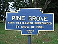 Pine Grove, PA Keystone Marker 2.jpg