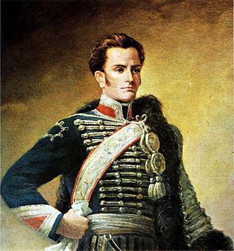 José Miguel Carrera - Image: Pintura José Miguel Carrera