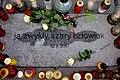 Piotr Szczęsny (Upamiętnienie; Plac Defilad w Warszawie) 03.jpg
