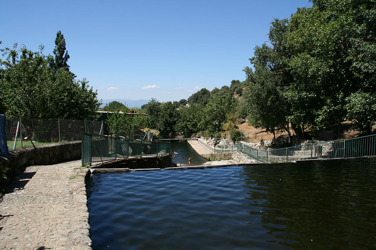 Segura de toro wikidata for Piscinas naturales