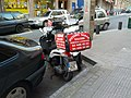 Pizza delivery motorcycles (19034238386).jpg