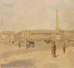 Place de la Concorde no. III
