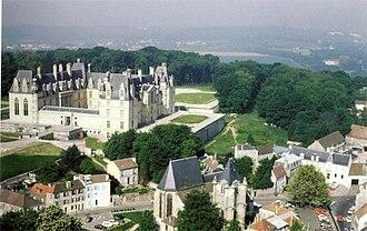 Pays de France - Image: Plainedefranceecouen