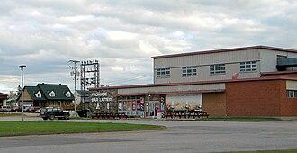 Plaisance, Quebec - Plaisance cheese factory