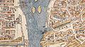 Plan de Paris vers 1550 Tour et hôtel de Nesle face au Louvre.jpg