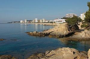Castell-Platja d'Aro - Platja D'Aro Beach