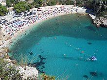 Playa De La Granadella Wikipedia La Enciclopedia Libre