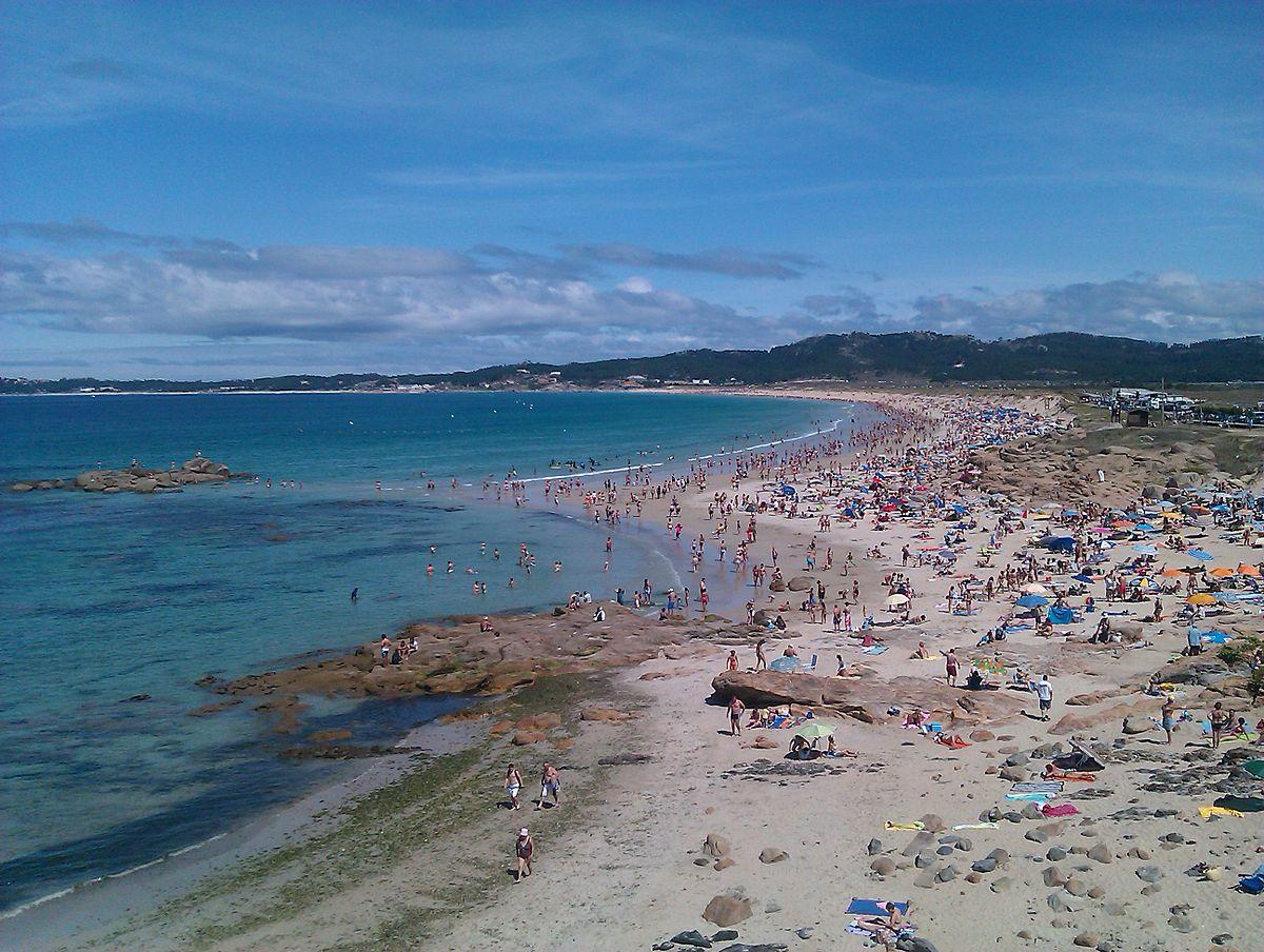 Playa de la Lanzada - Wikipedia, la enciclopedia libre