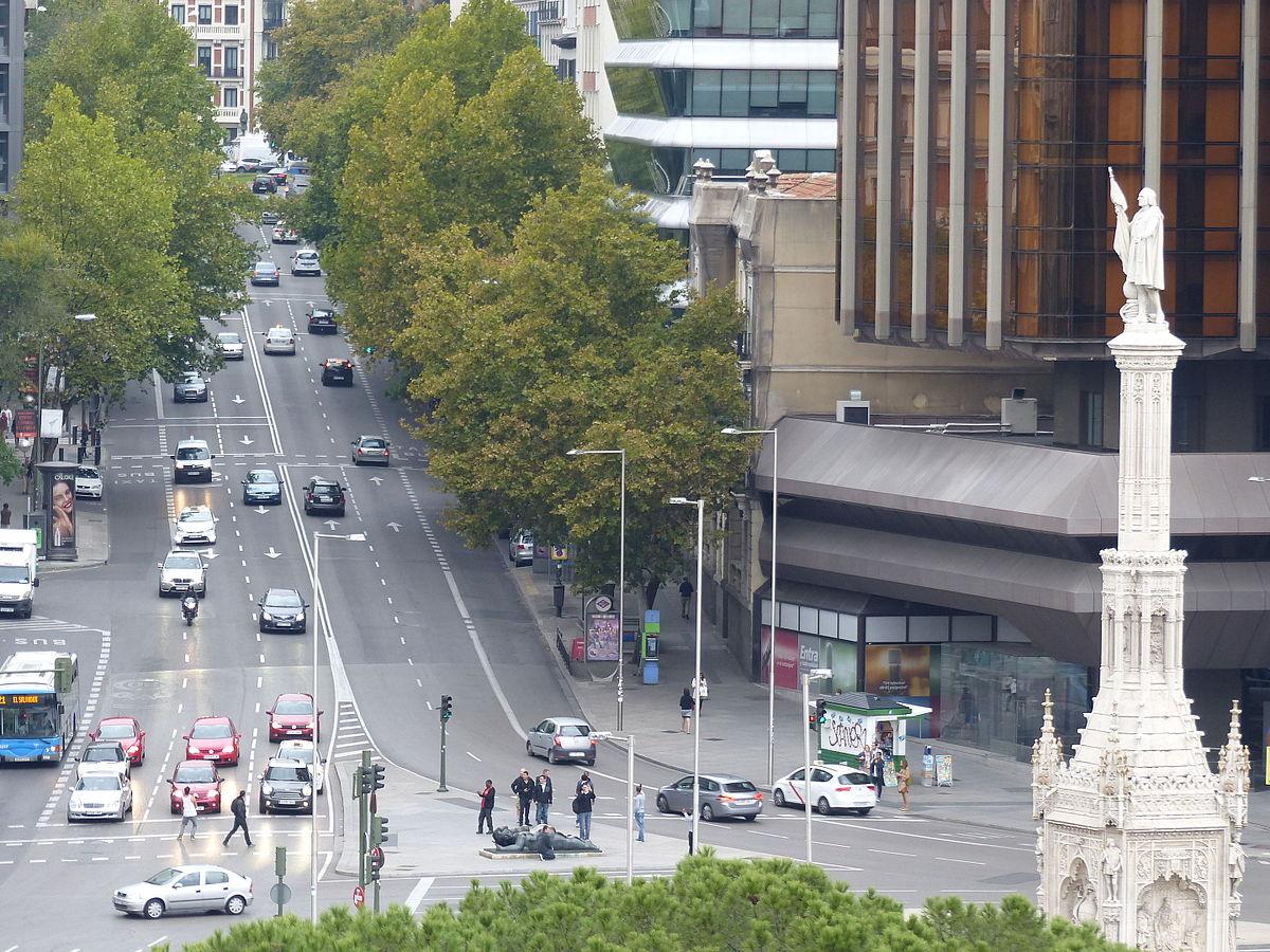 Calle de g nova wikipedia la enciclopedia libre for Calle alberca 9 boadilla del monte