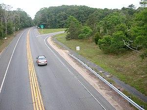 Plimoth Plantation Highway - Image: Plimoth Plantation Highway