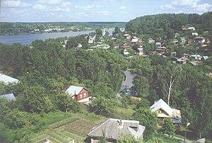 Privolzhsky District, Ivanovo Oblast - Town of Plyos, Ivanovo Oblast