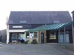 Plouigneau (29) Mairie.JPG