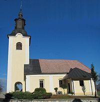 Podgora Dobropolje Slovenia - church.JPG